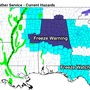 The Weather Authority: Freeze Warning for North/Central Alabama tonight