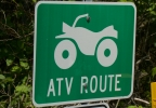 The DNR says there are hundreds of ATV trails in Marinette County