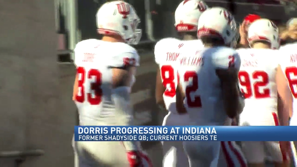 10.8.16 Video- Shadyside grad Austin Dorris returns to home state in matchup with OSU