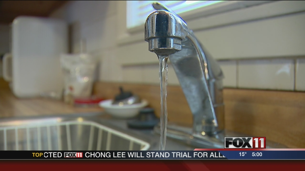 Green Bay Residents Asked to Keep Water Running
