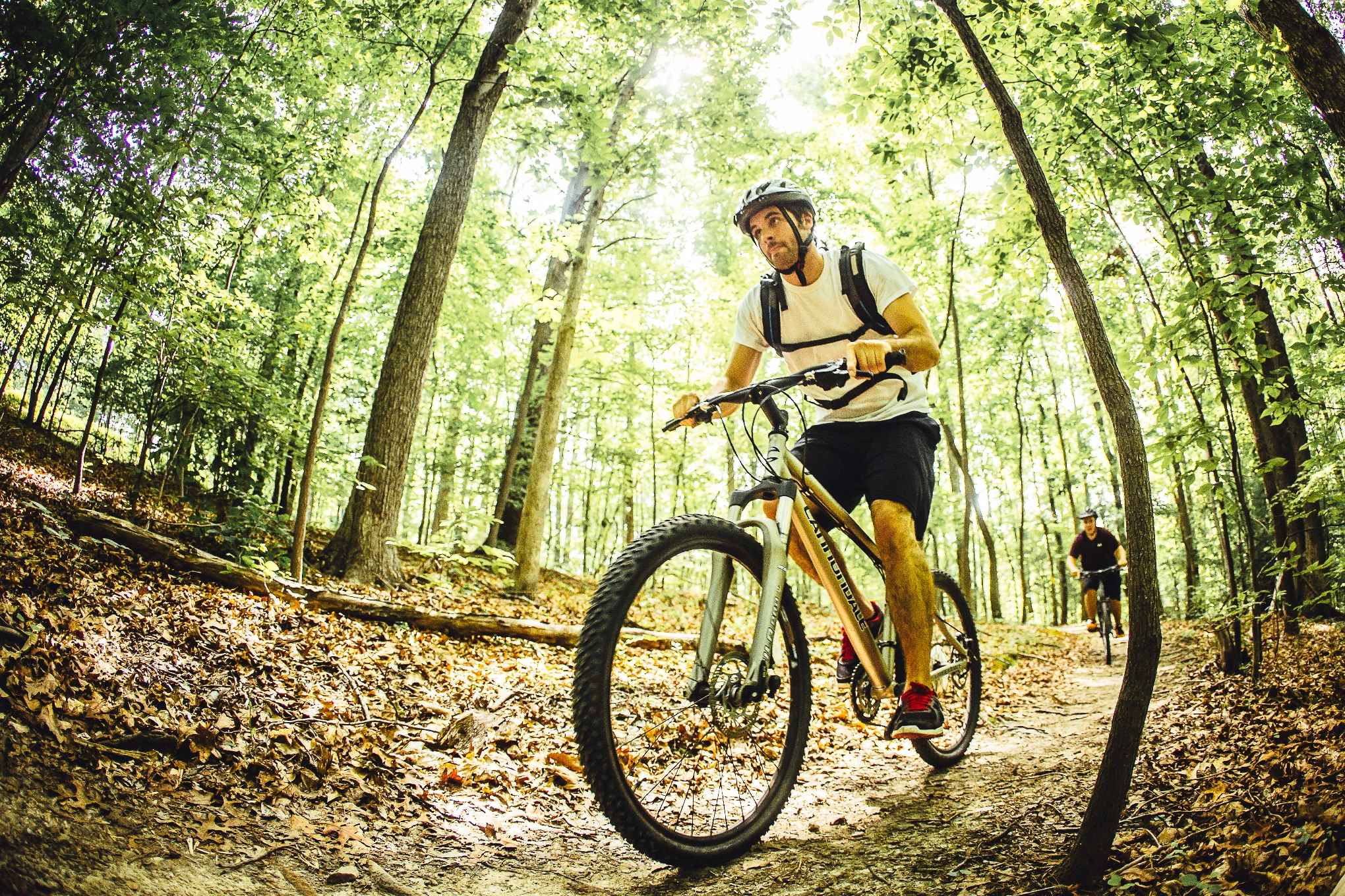 "Roanoke is known as ""America's East Coast Mountain Biking Capital,"" and has earned a prestigious Silver-Level Ride Center designation by the International Mountain Bicycling Association. (Image: Courtesy Roanoke County Parks, Recreation & Tourism/Visit Virginia's Blue Ridge)"