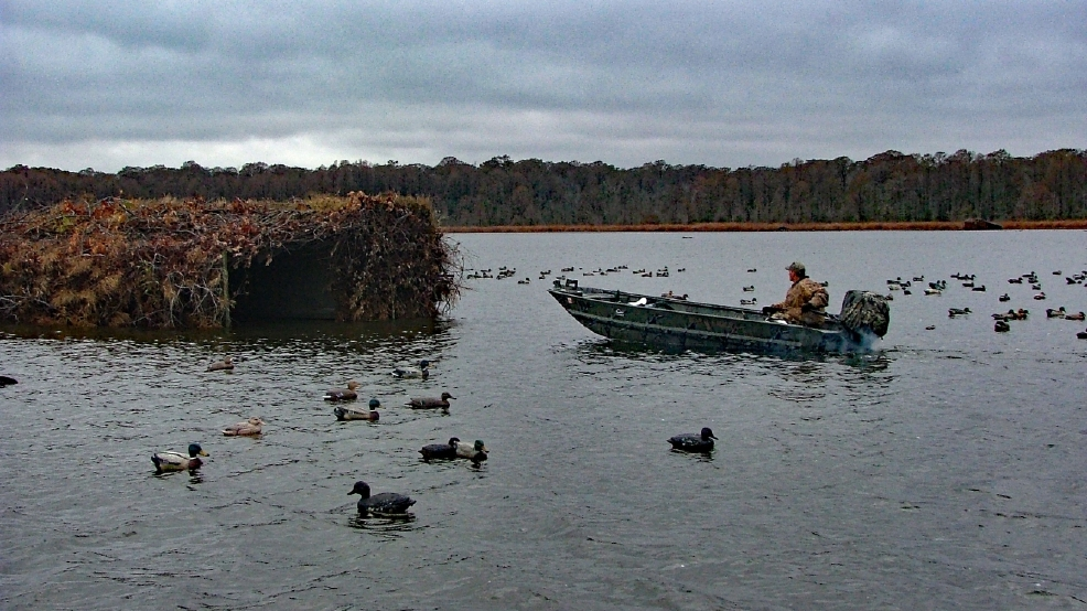 2016 Tennessee Waterfowl Blind Drawing Aug 6 Wtvc