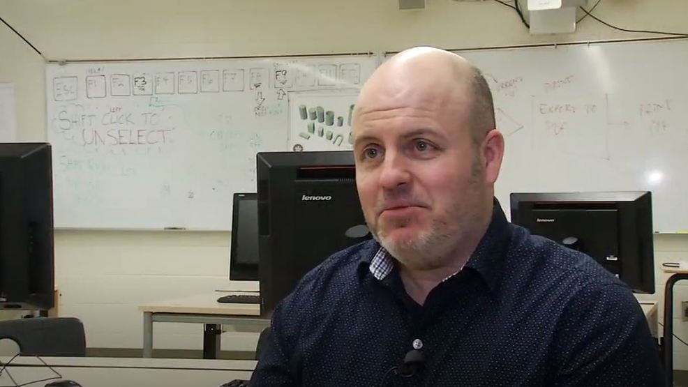 Maine teacher named one of top educators in the country