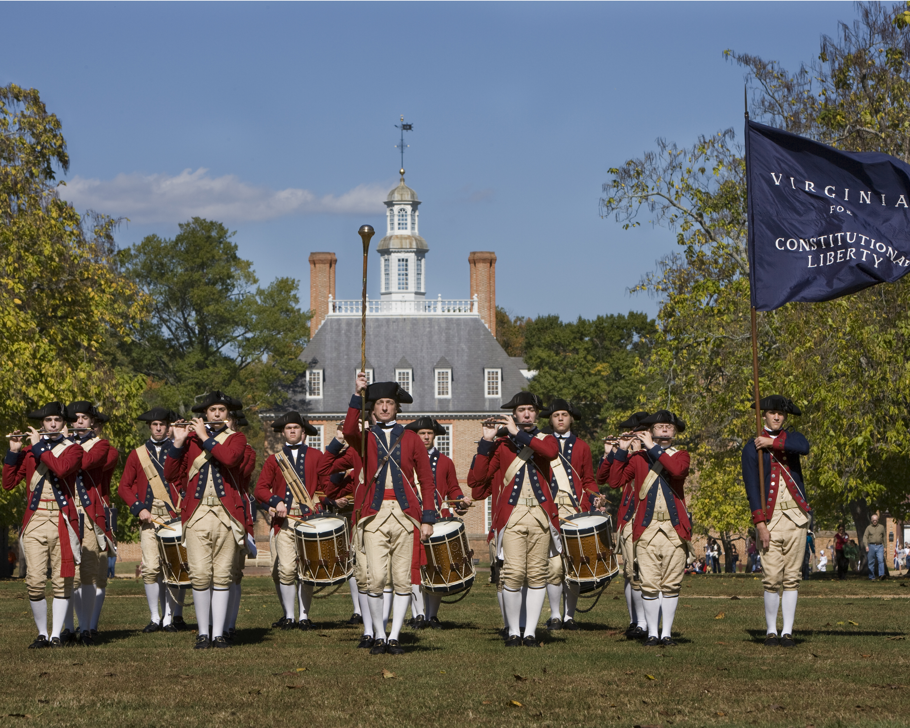 Colonial Williamsburg  (Photo Courtesy Virginia Tourism Corporation)