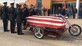 Family, friends, community gather to mourn retired LCPD Officer J.R. Stewart
