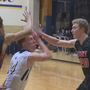 Hazekamp's big night leads Heelan past East