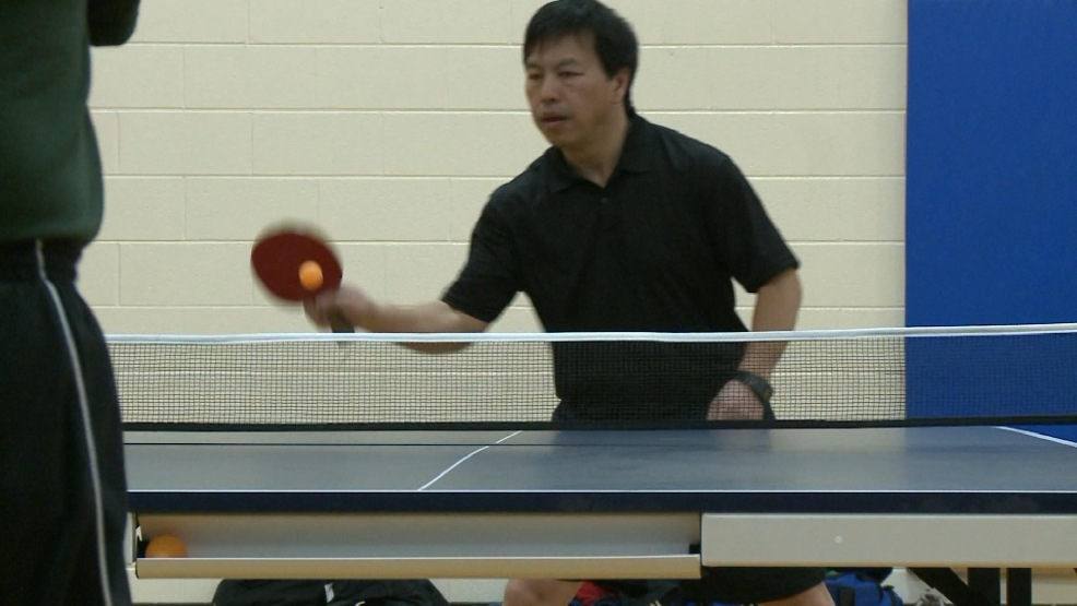 Table tennis league forms in Green Bay