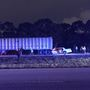 West Palm Beach police officer hospitalized after crashing into semi truck