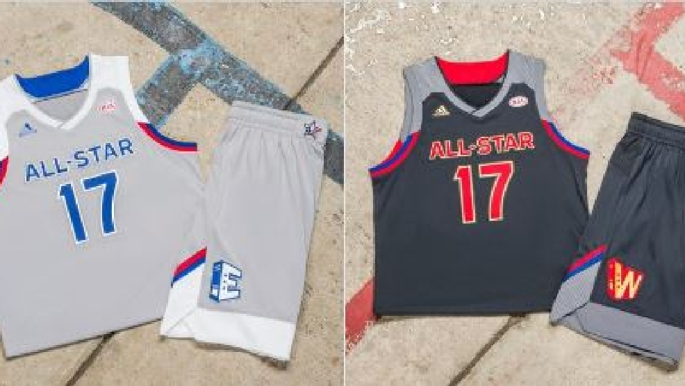 2017 NBA All-Star Game jerseys are rather boring