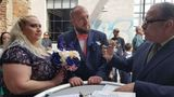 "Couples say ""I Do"" at annual St. Patrick's Day celebration"