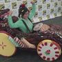 This woman made 'Wreck-It Ralph's' Vanellope von Schweetz's car for Comic-Con: San Diego