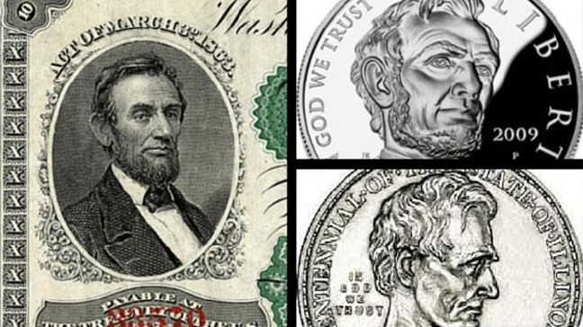 Little-Known Abraham Lincoln Currency