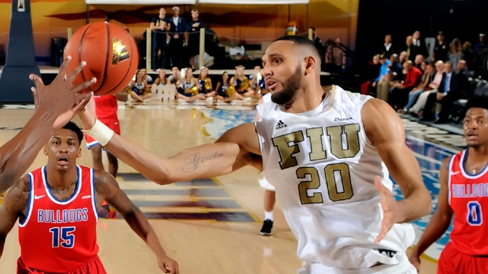#FIU Men's Basketball vs Louisiana Tech (Jan 14 2016)