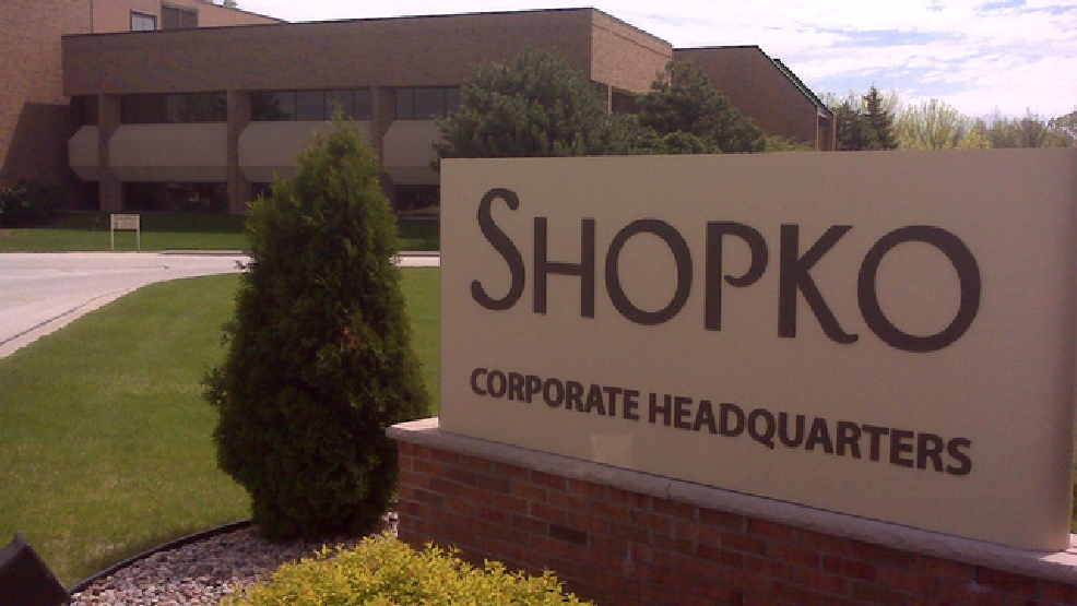 Shopko corporate headquarters. (WLUK file photo)