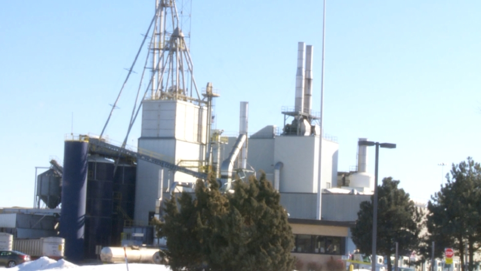 The Sanimax plant is located in Howard.