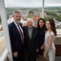 Falwell family reflects on commencement, President Carter visit