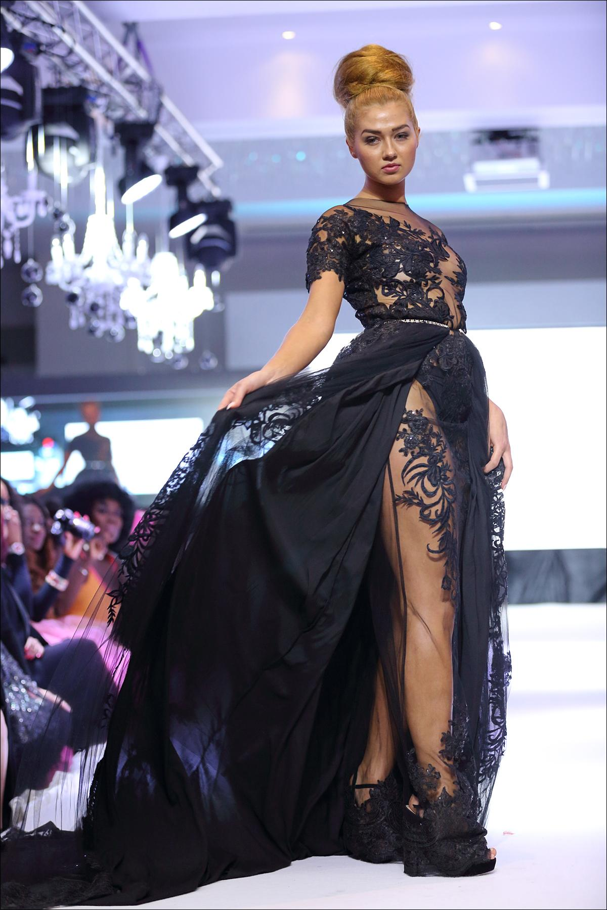 In Pictures Dubai Fashion Week 2017 Gulfnews Com