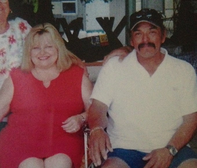 Richard and Theresa Rodriguez were killed Sunday inside First Baptist Church. Richard, 51, was a retired railroad worker.