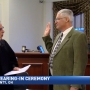 Schramm sworn in as trustee on Eastern Ohio Regional Wastewater Authority