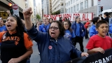 May Day protests bring new focus on Trump's immigration policies