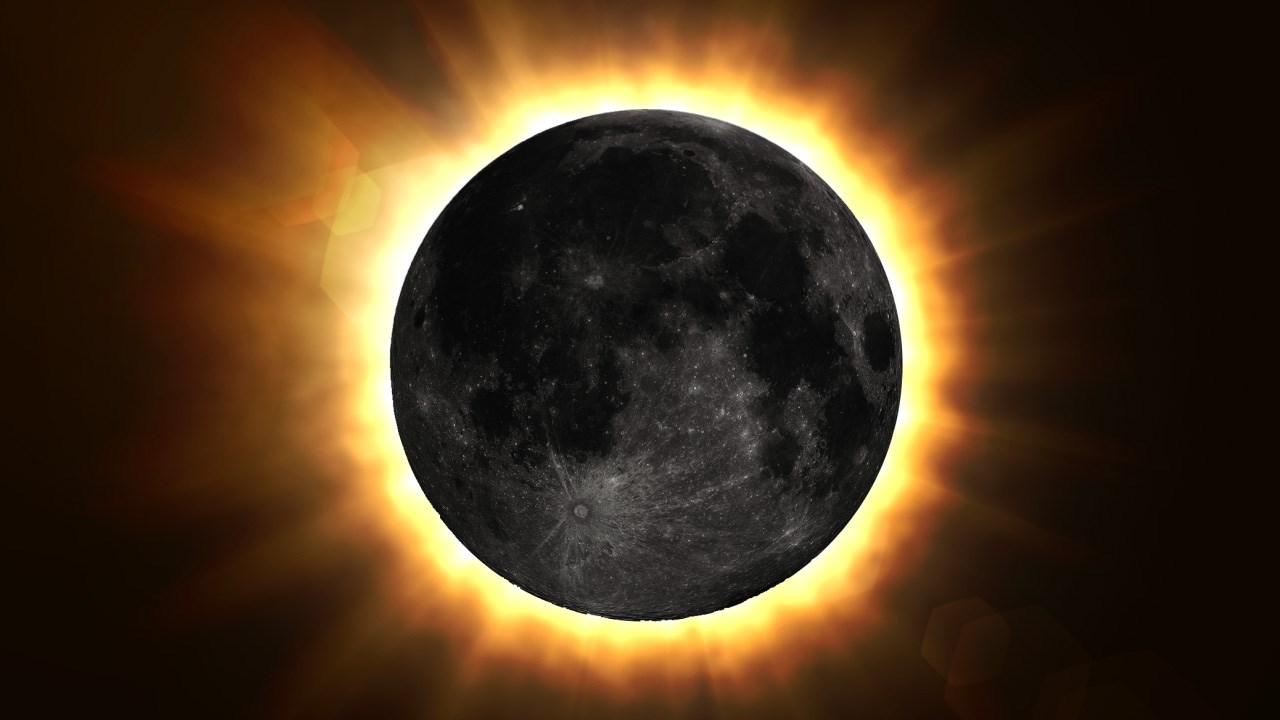 Solar Eclipse (MGN)