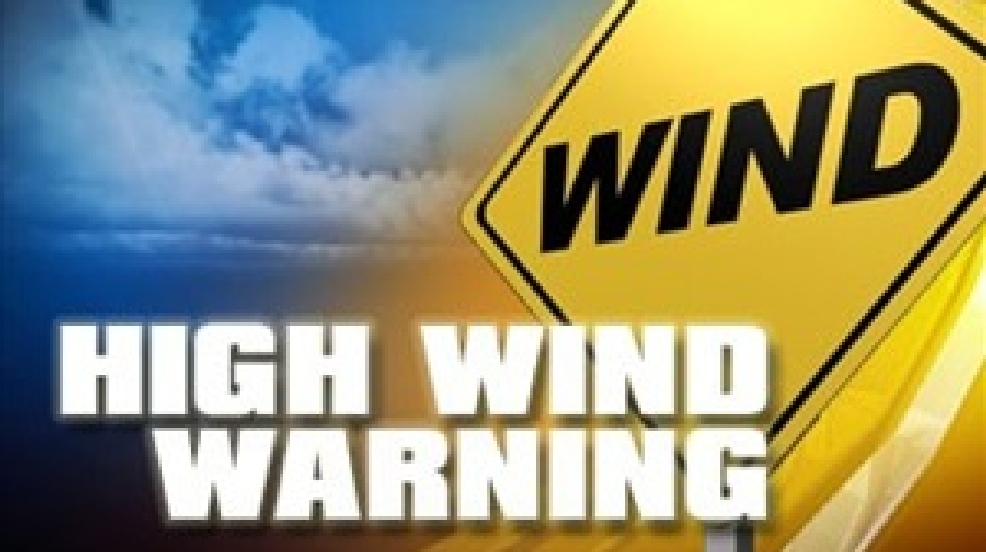 Borderland Residents Under Wind Blowing Dust Advisories