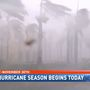 2018 Atlantic Hurricane season officially begins