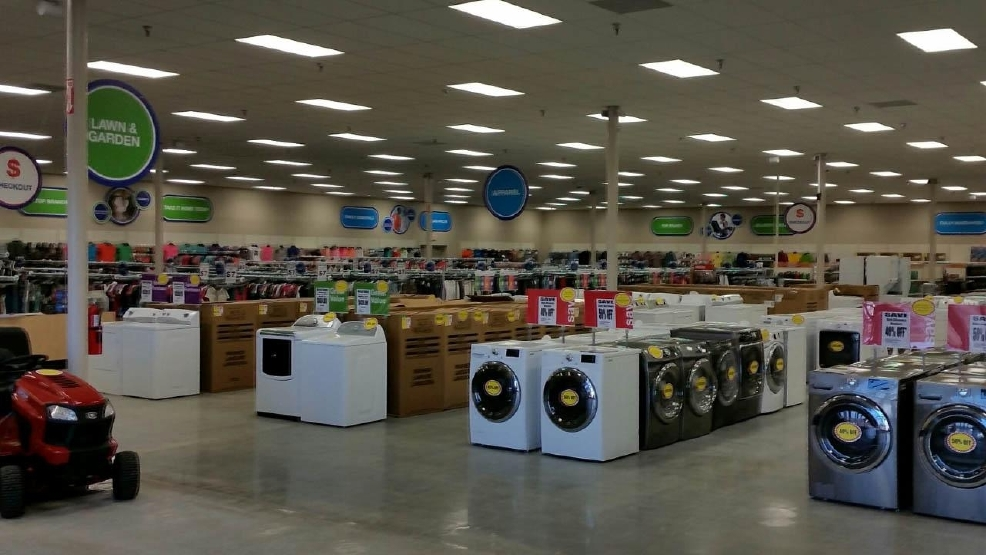 Sears outlet clothes store