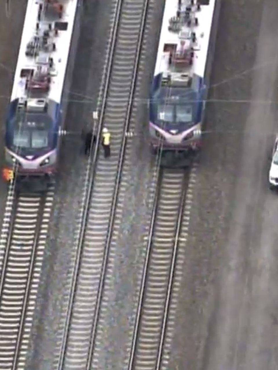 Officials Person Struck Killed By Train Near Bowie State Marc