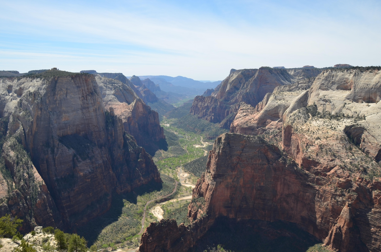 Zion sees record-breaking visitation, again, in 2017 (Photo: Zion National Park)<p></p>