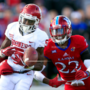 Mayfield snubbed as No. 3 Sooners roll 41-3 win over Kansas