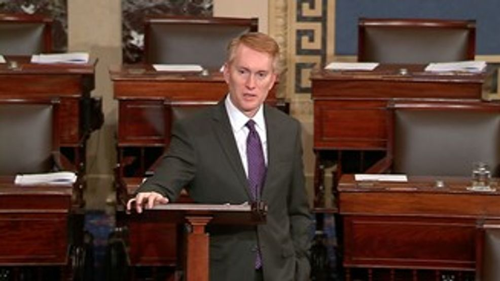 As government shutdown looms, Sen. Lankford re-introduces bill to end practice