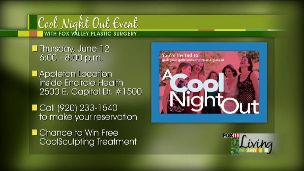 Cool Night Out Event