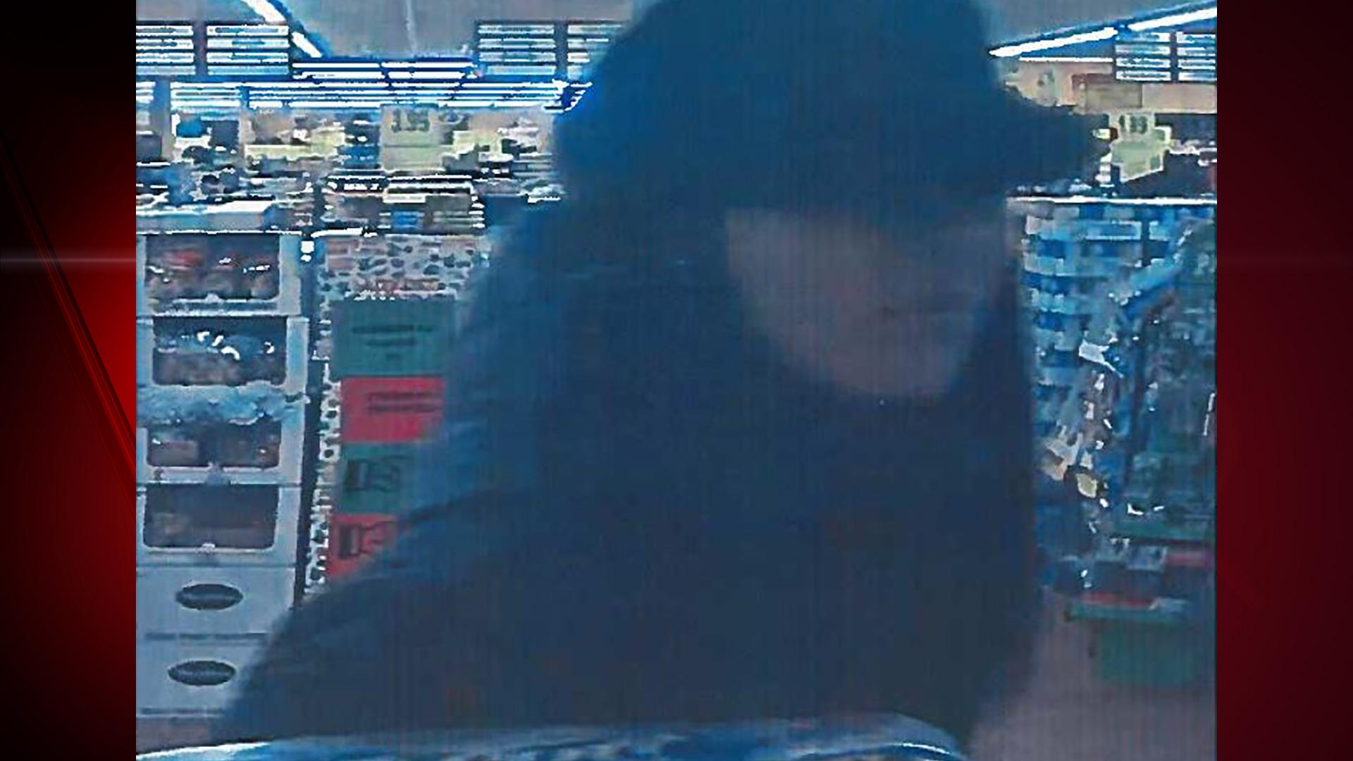 A surveillance image of one of the two suspects believed to be involved in a card skimming incident at Woodman's store in Howard, November 19, 2017. (Photo courtesy of Brown County Sheriff's Office)