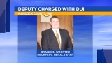 Hancock County deputy charged with DUI, was in a task force vehicle