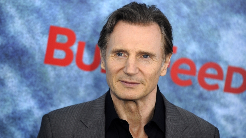 The one thing that'll make tough guy Liam Neeson pass on a movie every time