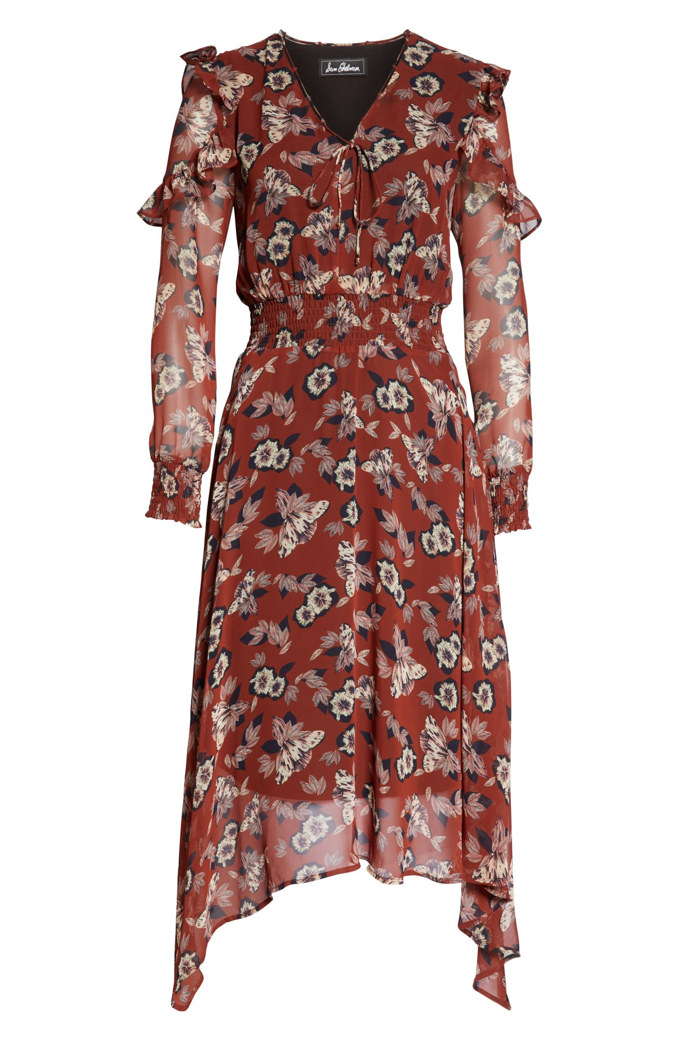 Sam Edelman Fanciful Flower Dress (normally $178): NOW $118.90 (Image: Nordstrom){ }