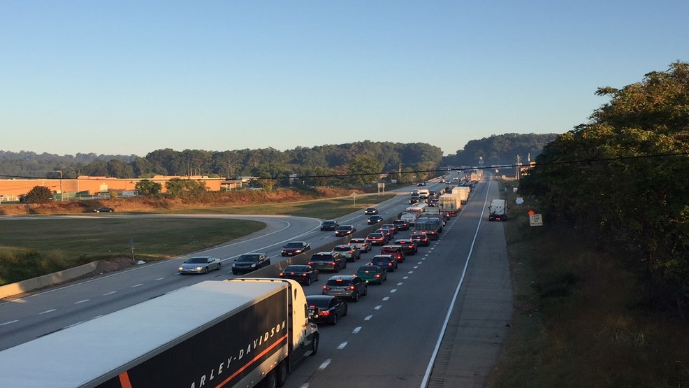 Traffic Update I 83 Northbound Reopens After Car Fire