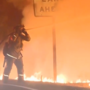 Dozens of Utah firefighters fight CA wildfire