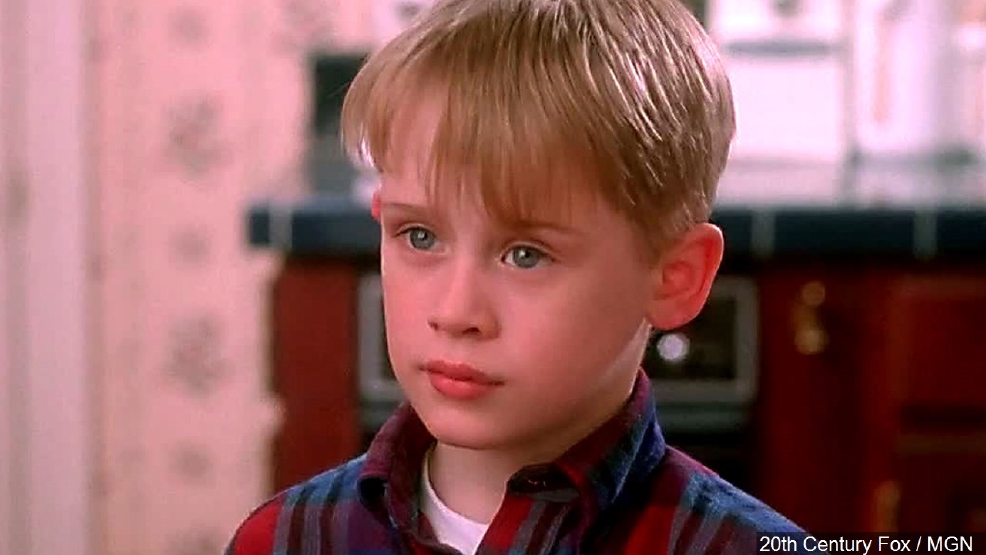 Image result for macaulay culkin in home alone