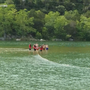 LCRA warning swimmers to use caution after family rescued near Mansfield Dam