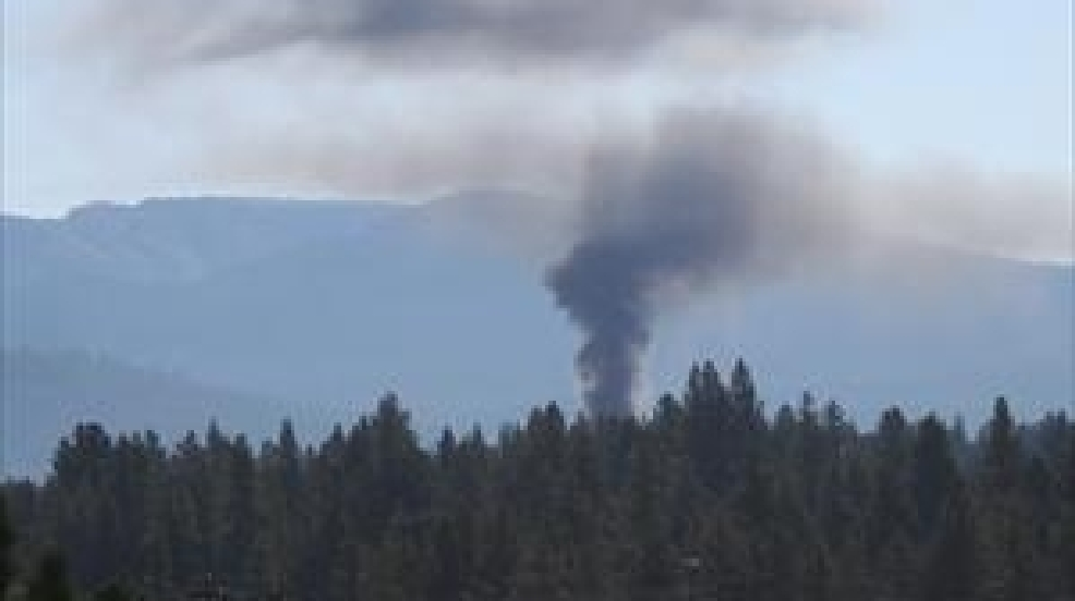 Update: Plane Crash at Truckee Airport | KRNV
