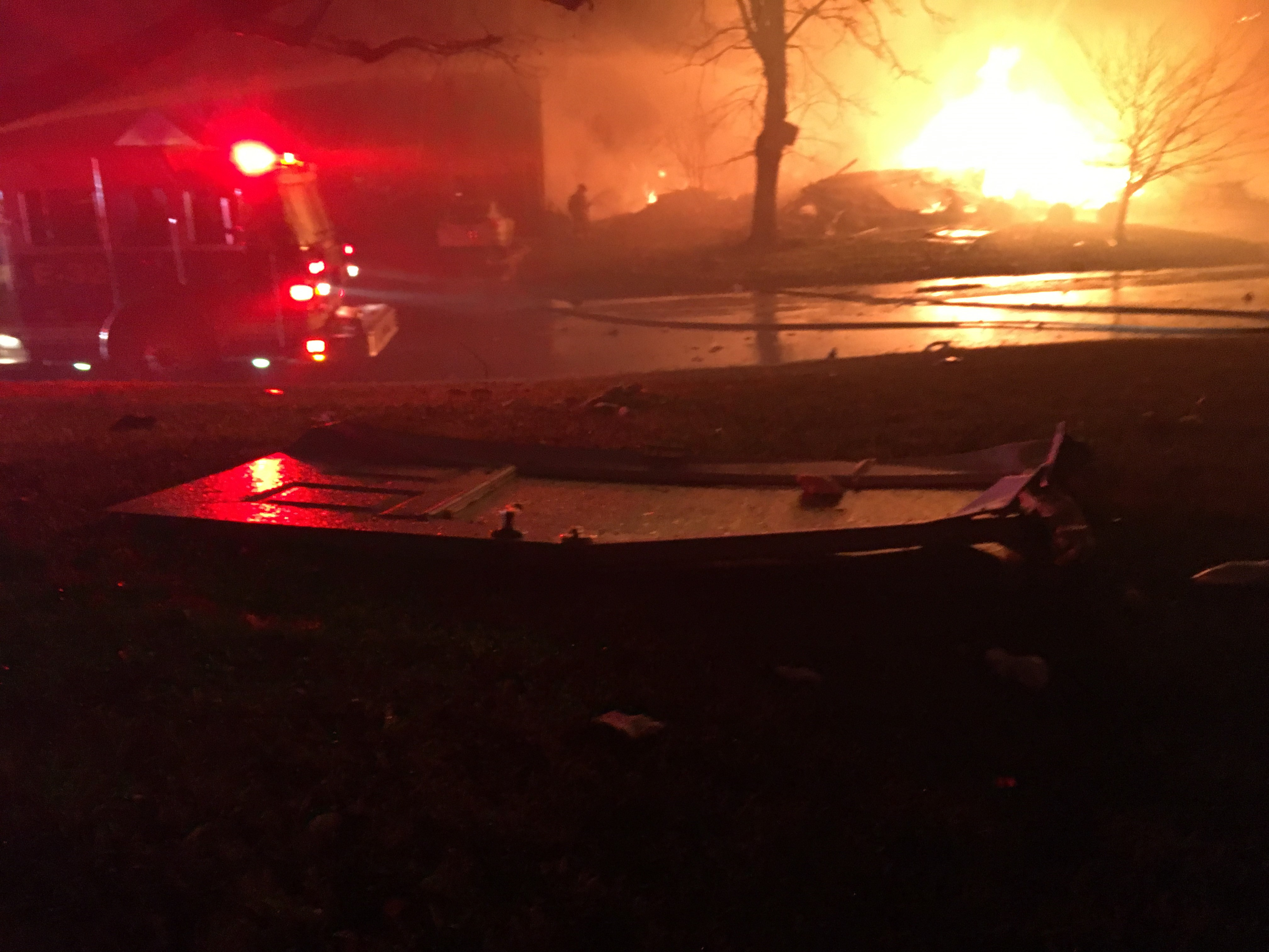 Person killed after reported house explosion in Kettering, coroner says (WKEF/WRGT)<p></p>