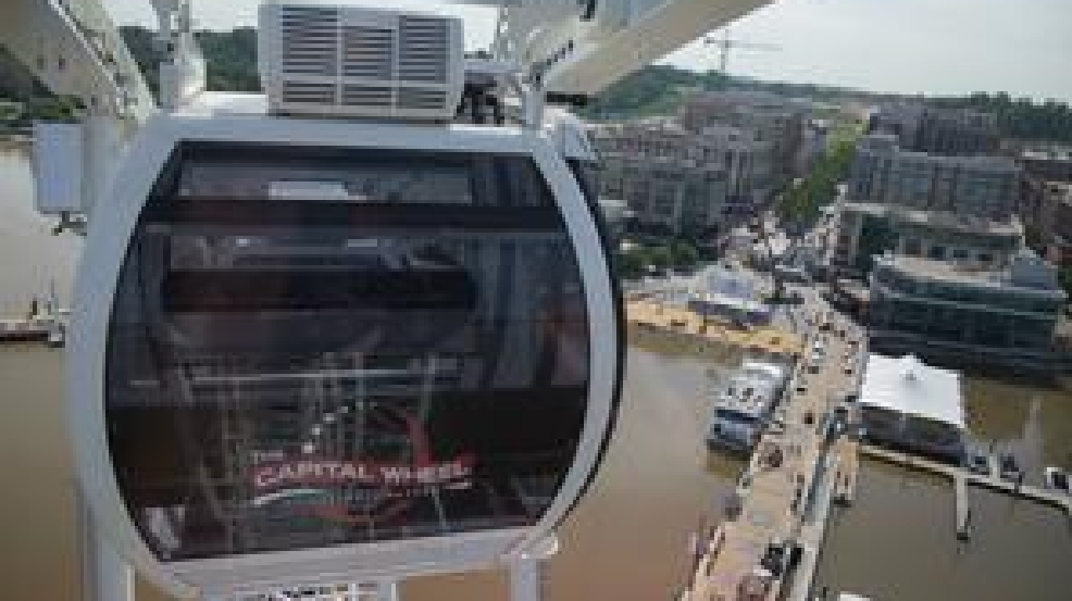 Capital wheel at national harbor enjoys clear day for for Euro motors harrisburg pa