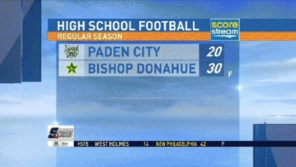 9.4.15 Highlights - Paden City at Bishop Donahue