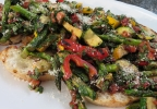Italian Herbed Vegetable Bruschetta (WLUK)