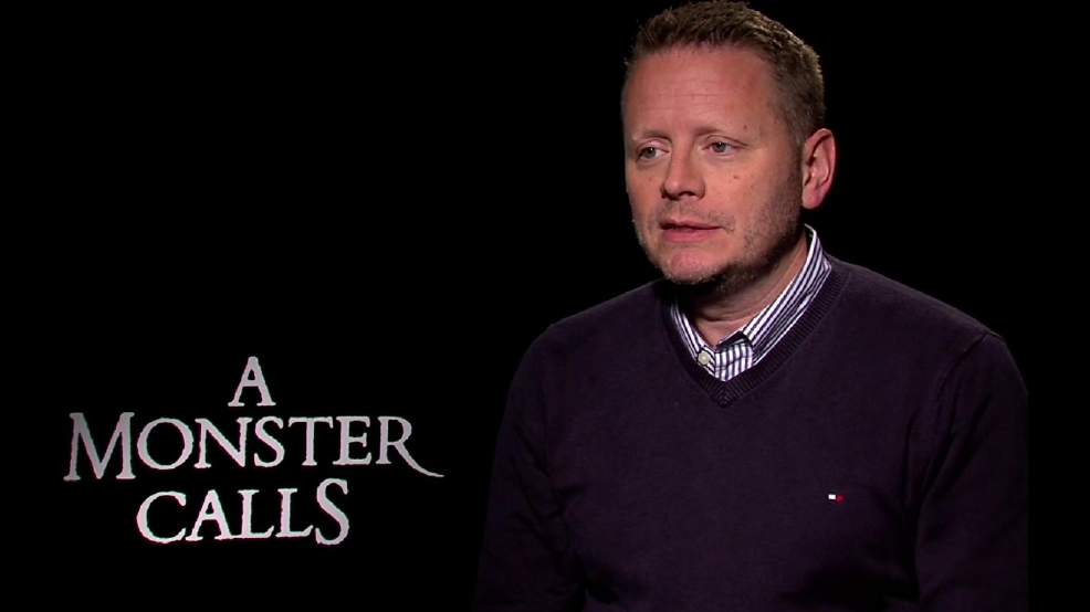 Unexpected gift: Author Patrick Ness on the genesis and genius of 'A Monster Calls'