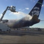 'Half our deicing trucks had mechanical issues:' Alaska apologizes for cancelled flights