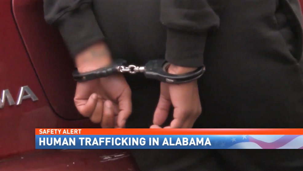 thousands are victims of human trafficking in alabama every year wbma