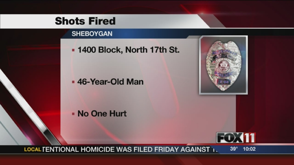 Sheboygan Shots Fired